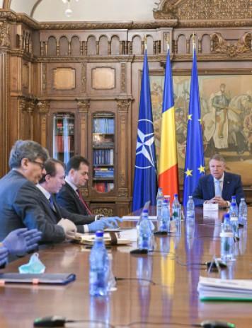 """""""Autoritățile și-au facut treaba"""". Iohannis subliniază că norme sunt, doar trebuie respectate: """"depinde de noi"""""""