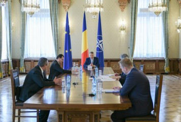 Ședință la Cotroceni, pe tema COVID-19. Merg Orban și 5 miniștri