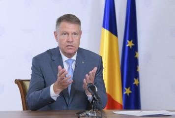 """Iohannis anunță militarizarea spitalului din Suceava, """"pentru a reveni foarte rapid la normalitate"""""""