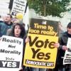 Irlanda a aprobat liberalizarea divortului