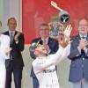 Hamilton, triumf la Monaco