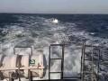 Ambarcatiune cu turisti romani, aventura fara voie in Marea Neagra