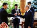 Surprize dulci din partea lui Putin pentru Xi Jinping (VIDEO)