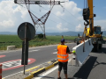 Tragedie pe DN1. Muncitor electrocutat, la Podul Barsei