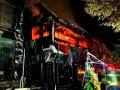 INCENDIU de proporții în Galați. Zeci de persoane – evacuate (VIDEO)