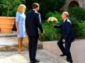 Soția lui Macron are un chip nou-nouț, fălțuit la o clinică americană din Paris pentru întâlnirea cu Putin