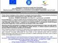 Anunt de presa: Programul Operational Capital Uman 2014-2020