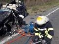 Accident mortal în Arad. Maşină făcută praf