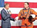 "Noua ""colecţie""  a costumelor NASA"