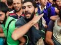 Au început exercițiile de alarmare pentru asaltul imigranților