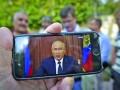 """Putin, """"tătucul"""" telefoanelor"""