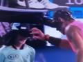 Gestul spontan făcut de Nadal după ce a lovit accidental o copilă de mingi (VIDEO)