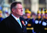 Iohannis, președintele-rege