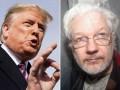 Julian Assange, şantajat de Trump ?