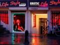 """Amsterdam mută prostituatele din """"Cartierul Roșu"""""""
