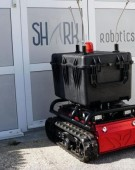 Robotul de decontaminare, noul inamic al COVID-19