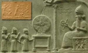 Anu copy 300x181 Crucea cu raze de la Tartaria, cel mai vechi simbol religios al lumii