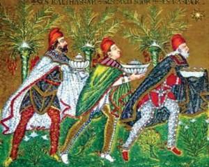 MAGI Basilica di S. Apollinare Ravenna copy 300x239 Istoria nestiuta a getilor si genomul european