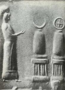 arhi1 copy 218x300 Crucea cu raze de la Tartaria, cel mai vechi simbol religios al lumii