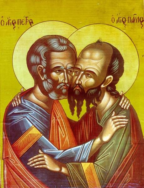 La multi ani de Sf. Petru si Pavel! - Sfintii Petru si ...  |Sf. Petru Si Pavel