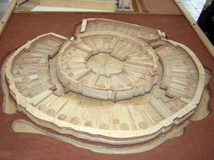 Arkaim 1 300x225 Uimitoarele cetati solare ale masagetilor