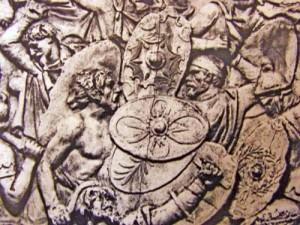 DSC00061 copy 300x225 Epopeea steagului dacic de lupta   Partea a II a