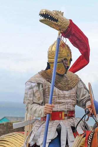 Epopeea steagului dacic de lupta - Partea a II-a   national ro
