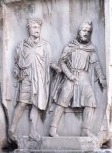 part prizonier roman copy 220x300 Epopeea steagului dacic de lupta   Partea a II a