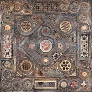 5 New Cosmati floor copy 300x300 Regii britanici, patronati de Sfantul Gheorghe, cavalerul get de Capadochia