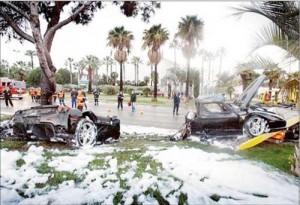 Accident Ferrari 300x205 Kerimov, oligarhul rus care vrea Liga Campionilor cu o echipa din Dagestan