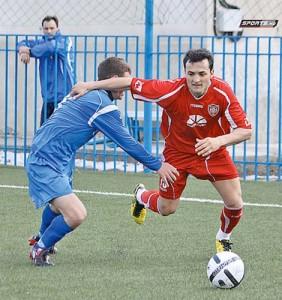 Alexandru Cheltuiala fotbalist 282x300 El e Printul moldovenilor