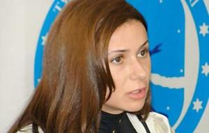 Ana Rus 300x192 Sanmartean, sponsor pentru CSM ul sotiei