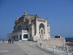 Cazinoul din Constanta Udrea ia Cazinoul din Constanta. Mazare pune conditii