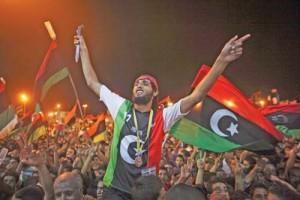 agerpres tripoli copy 300x200 Ultimile zile ale lui Muammar Gaddafi