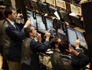 bursa 300x229 Vezi cat au pierdut milionarii Romaniei pe Bursa de la Bucuresti