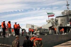 "iran nava 300x200 Israelul si Iranul isi umfla ""panzele"""