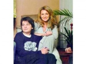 irina mark 300x223 Florentina Opris si a dat fiul la studii in UK