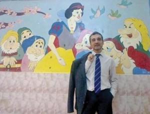 """lazaroiu copy 300x229 Lazaroiu face casting pentru """"Alba ca Zapada"""""""