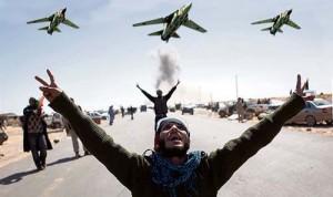 libyan rebels 300x178 Cum va fi Libia dupa Gaddafi?