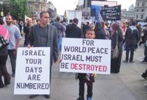 p7 cumnata blair copy 300x205 Cumnata lui Blair incita musulmanii sa elibereze Ierusalimul