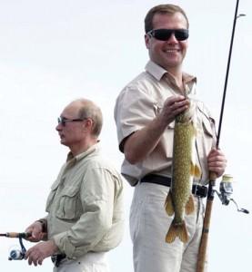 putin peste agerpres copy 277x300 Stiuca lui Medvedev e mai mare