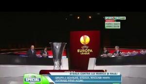tragere europa league 300x173 Tragerea la sorti a grupelor Europa League! Steaua e cu Schalke, Maccabi Haifa si AEK Larnaca in grupa J!(LIVE)