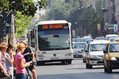 Autobuz RATB Silviu Filip Cum vor circula mijloacele RATB vineri, de 1 mai!