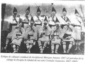 3 calusari 1897 jpeg 300x217 Fratia cavalerilor geto daci ai lui Mitra