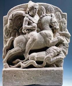 6 mithra 249x300 Fratia cavalerilor geto daci ai lui Mitra