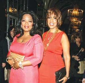 oprah iubita hepta 300x291 Mostenirea lui Oprah: bani, voturi si scandaluri sexuale