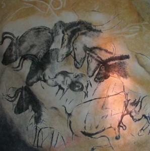 3 Chauvet 298x300 Cea mai veche arta rupestra din Europa