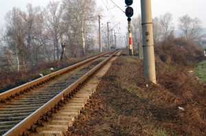 accident tren O persoana a murit lovita de un tren ce venea in Capitala