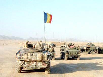afganistan militar Trei militari romani, raniti in Afganistan. Unul dintre ei e in stare grava