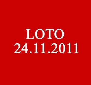 loto1 300x279 Numerele extrase la loto 6 din 49 pe 24 noiembrie (24 11 2011) 6/49, 5/40, noroc, joker!